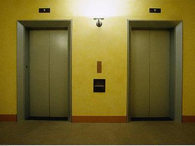 小區花園電梯