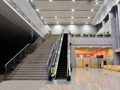 超市自動扶梯