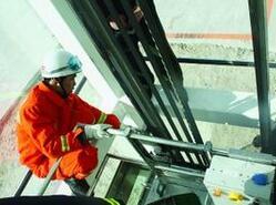 電梯調試和維修的安全問題