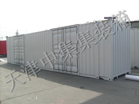 侧门 集装箱