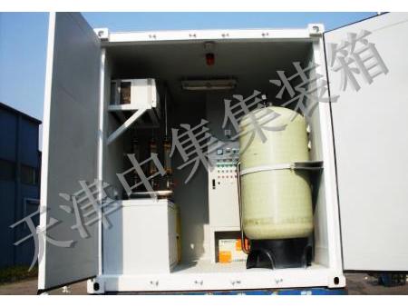 專利產品 污水處理 集裝箱