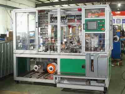 电阻 金属材料 生产线