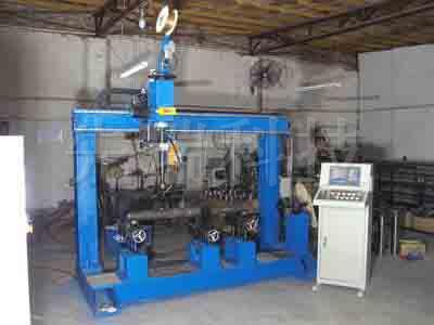 焊接机 立式 管道