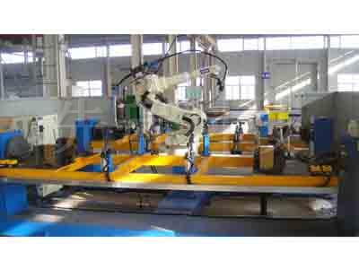旋耕机 机器人 框架