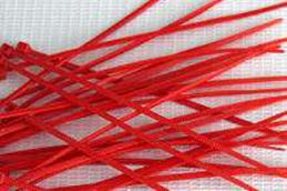 塑料扎口绳